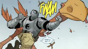 Review: Atomic Robo The Ghost of Station X