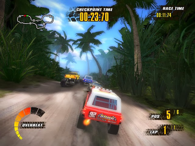 balap Offroad Racers