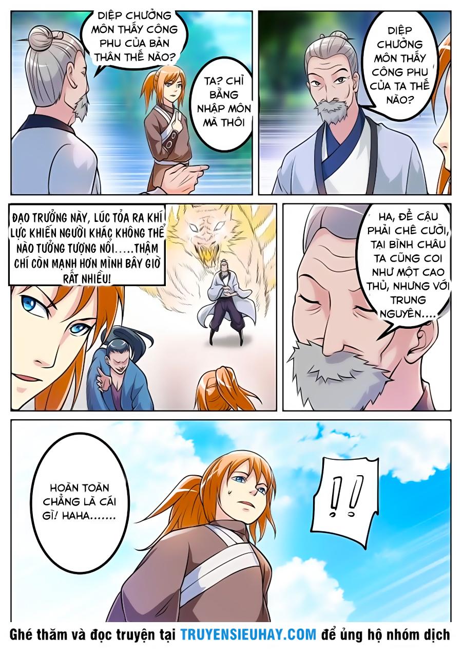Sử Thượng Đệ Nhất Chưởng Môn chap 32 - Trang 13