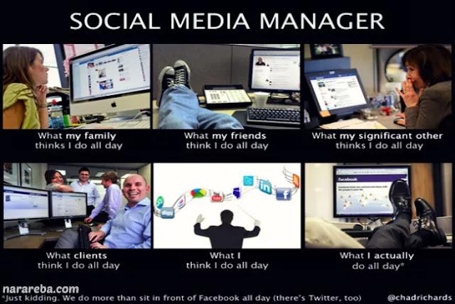 Catatan tentang Media Sosial, Jejaring Sosial dan Jiwa Sosial
