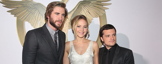 Cast Photos From The 'Mockingjay - Part 1' US Premiere In Los Angeles