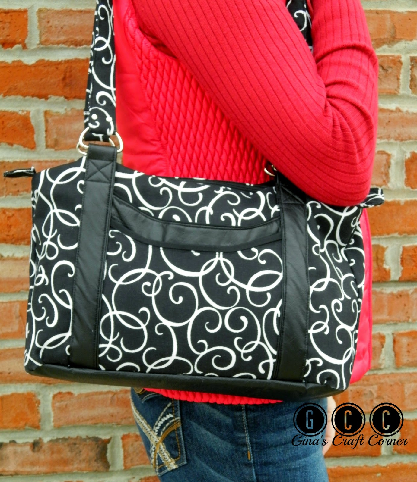 Concealed Carry Purse by Gina's Craft Corner