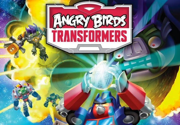 Angry Birds Transformers MOD ( Unlimited Money ) Full Apk + Data