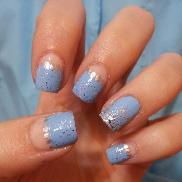 nails rockz light blue