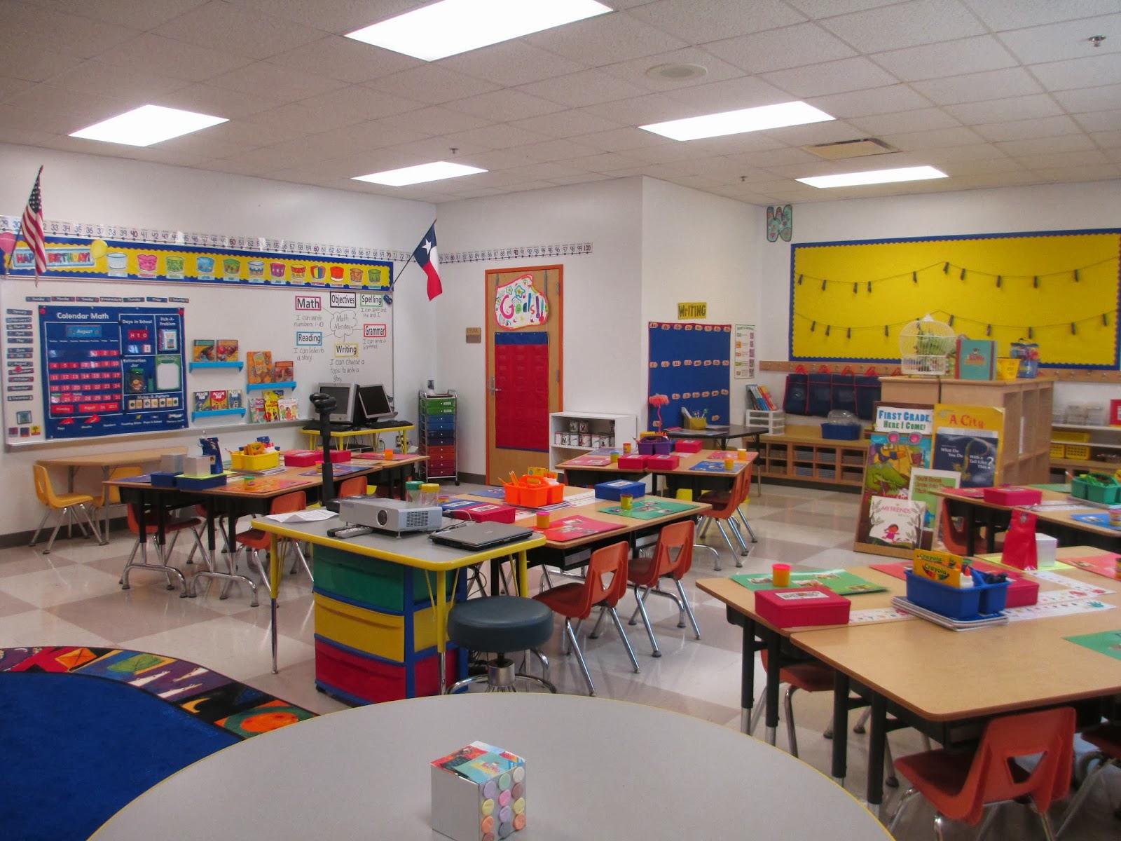Classroom Theme Ideas For First Grade : Classroom photos first grade driverlayer search engine
