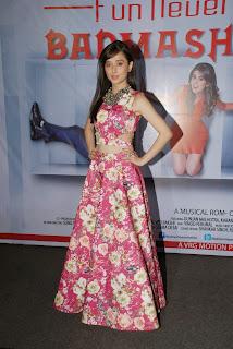 Suzanna Mukherjee Stills Badmashiyan Movie Press Meet 5.jpg