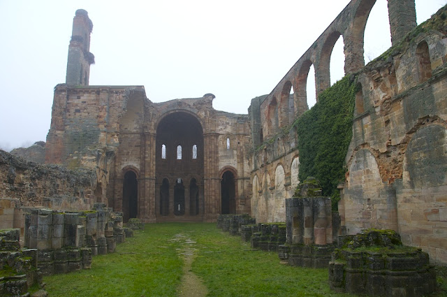 monasterio de santa maria de moreruela