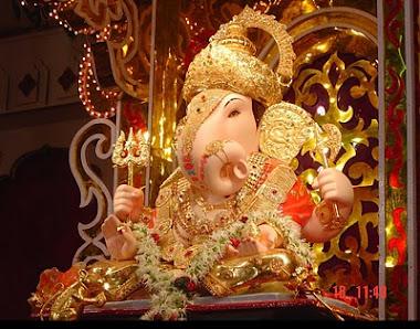 Mirror online shrimant dagdu sheth halwai ganapati pune - Sri ganesh wallpaper hd ...