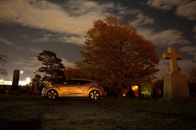2012 Hyundai Veloster Profile Night