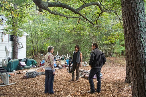 The Walking Dead AMC Forget 5x13 FOX España