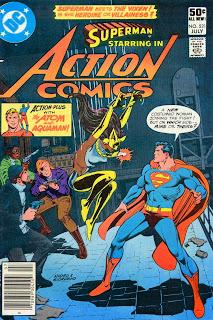 Vixen's first appearance DC comics