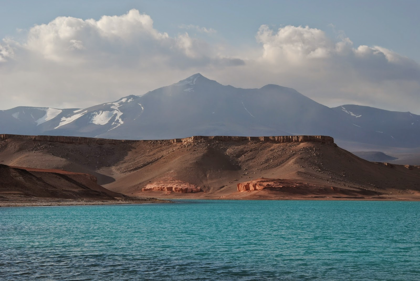 Laguna Verde - Cordillère des Andes - Chili