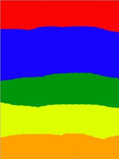 membuat efek warna berkilau dengan photoshop