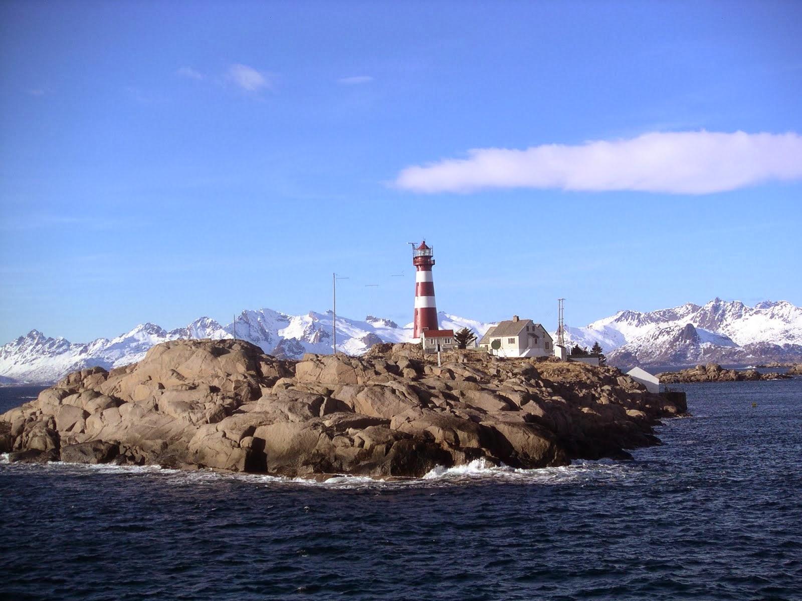 Phare de Skrova (Norvège)