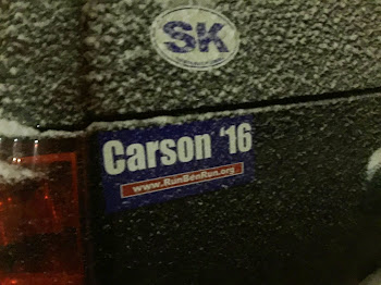 2016 is Here...Dr Ben Carson Sticker Spotted at Petes