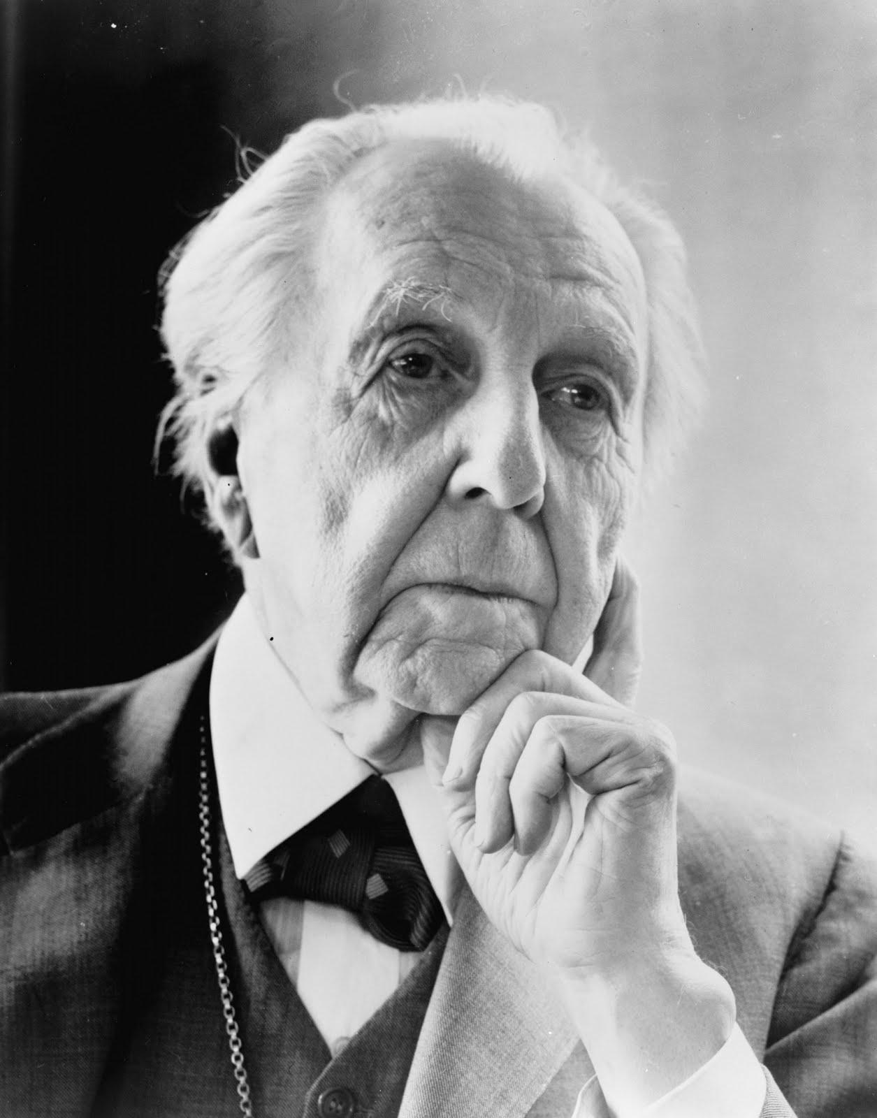 Arte y arquitectura frank lloyd wright - Arquitectos de interiores famosos ...
