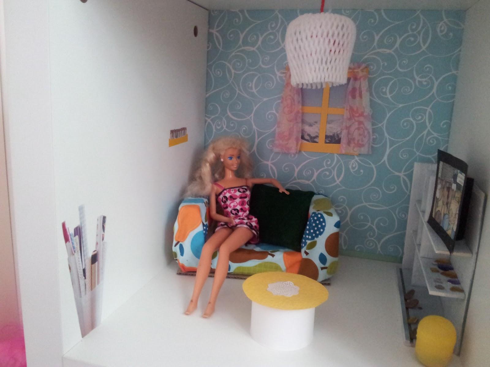 der bastelblog das barbie puppenhaus. Black Bedroom Furniture Sets. Home Design Ideas