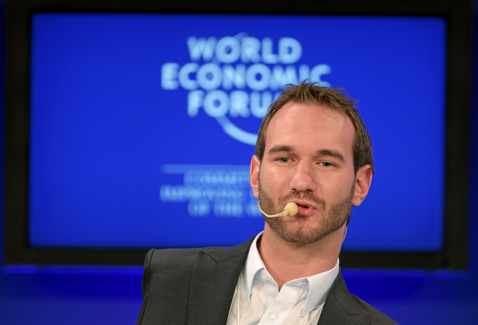Nick Vujicic | Bible Shares