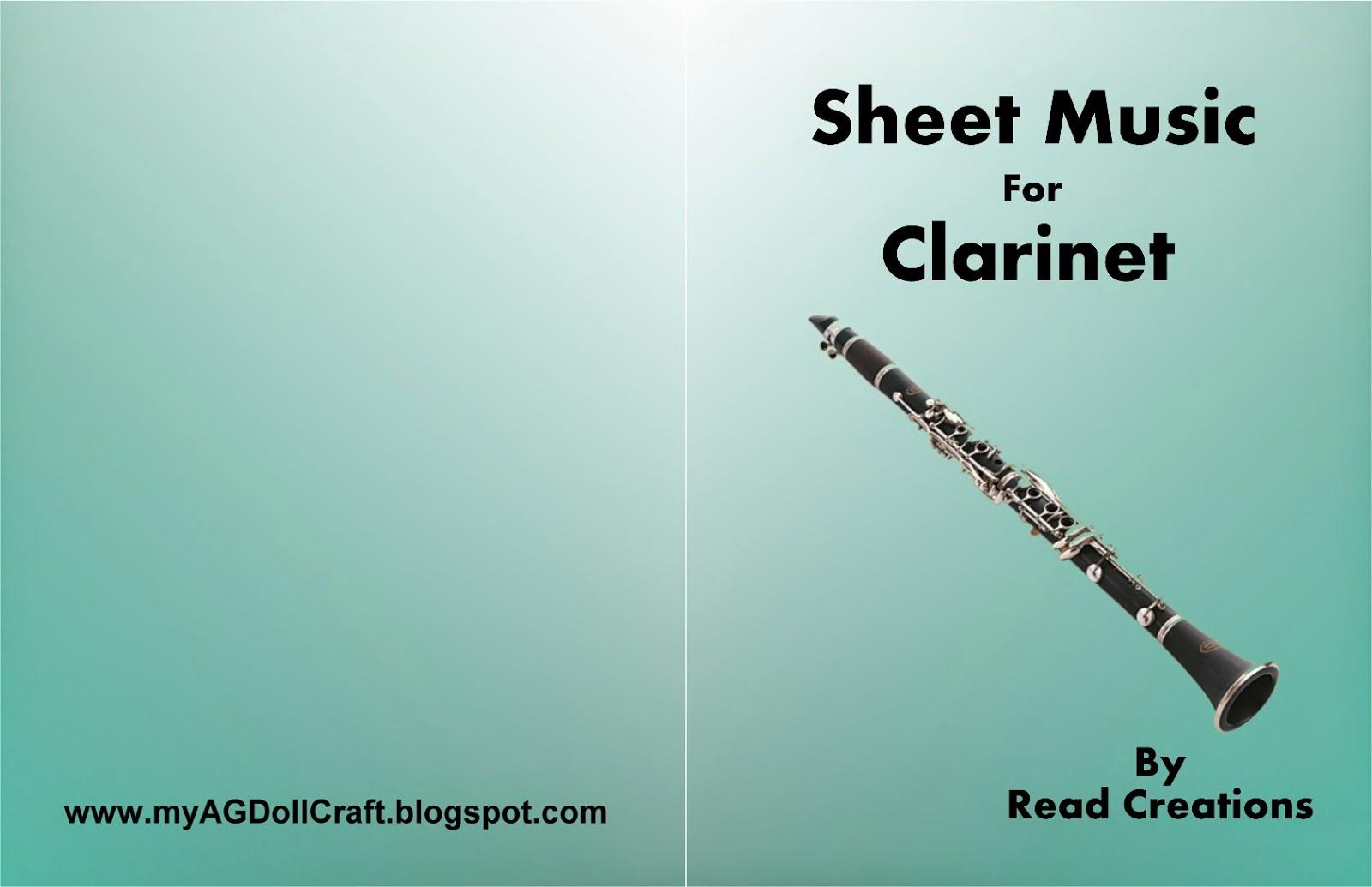 Clarinette book cover