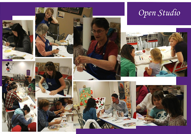 open studio artits