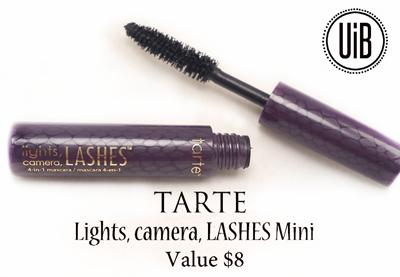 Tarte Lights Camera Lashes by @unitedinbeauty