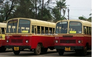 Kasaragod, KSRTC, Bus, Driver, Assault, Injured, Police