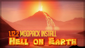 HOW TO INSTALL<br>Hell on Earth Modpack [<b>1.12.2</b>]<br>▽