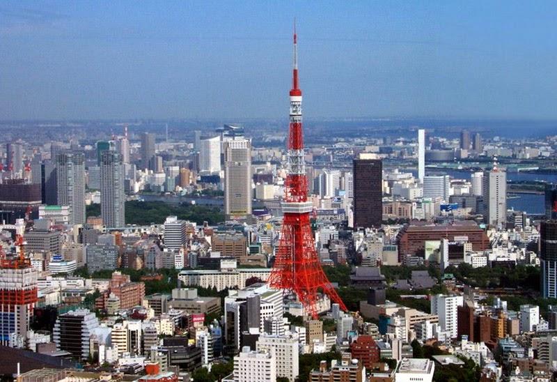 Menara-Tokyo