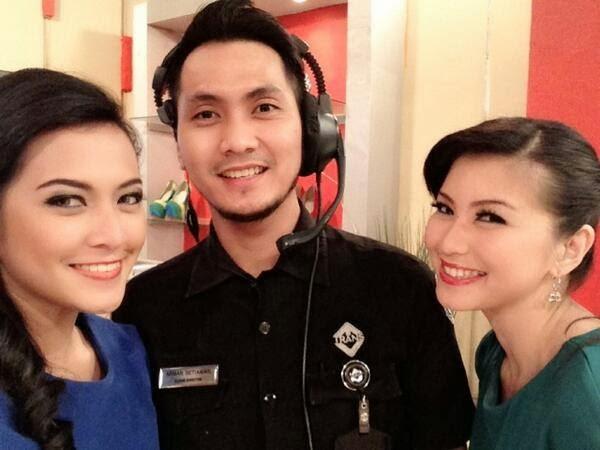 FOTO Crew/Kru TRANS TV YKS Yuk Keep Smile #12
