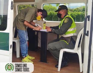 Miles los multados por no cumplir aislamiento