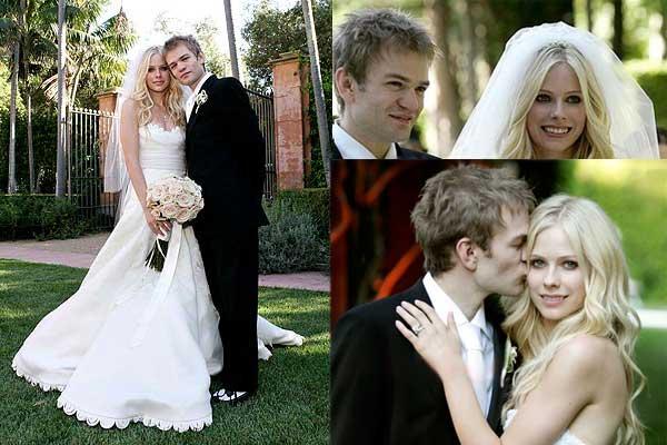 Boda Avril Lavigne
