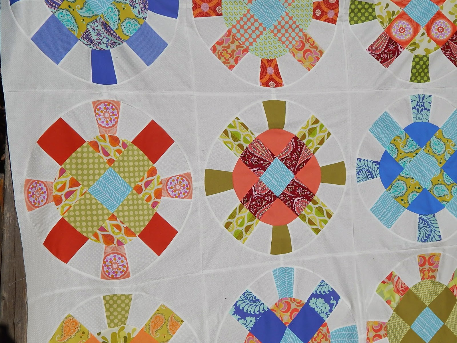 Quilting Blog Cactus Needle Quilts Fabric And More Cog Wheel