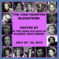 joan crawford blogathon