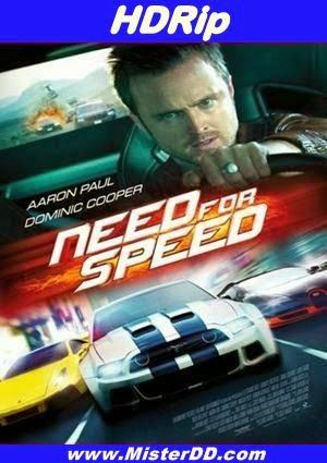 Need For Speed (2014) [HDRip]