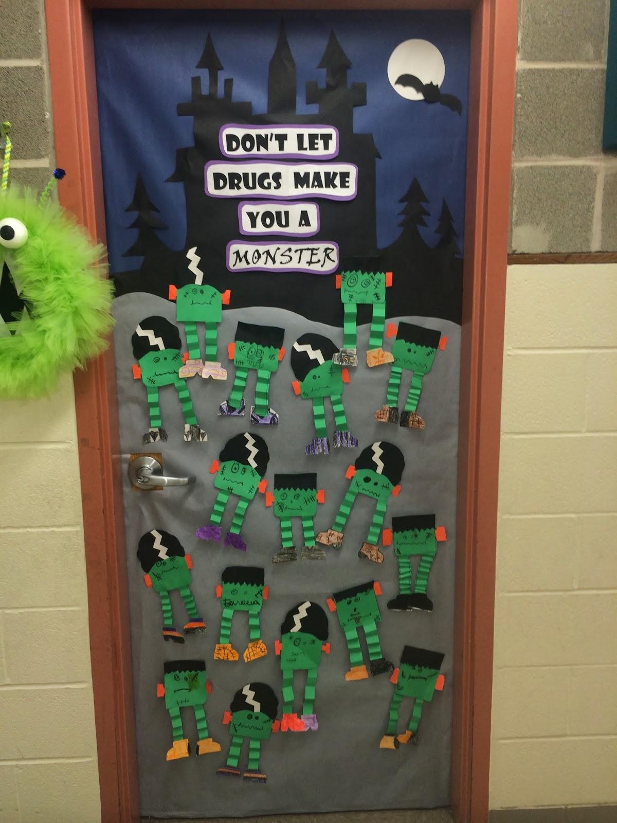 October Classroom Decor ~ Totally terrific in texas october