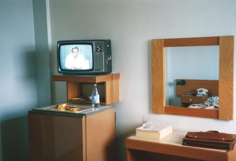 "en 1991 presenté ""Era uma vez um joven mago"" en la televisión brasileña"