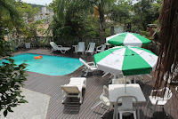 hospedaje hotel posada en quatro ilhas