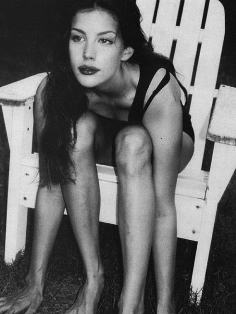Liv Tyler, 90s