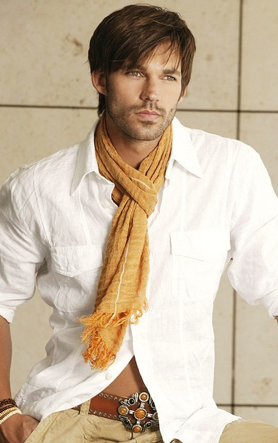 Mens Scarf  Mens Scarves How To Wear A Fashion Scarf Men