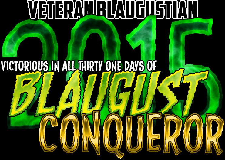 2015 Blaugust Veteran Conquerer