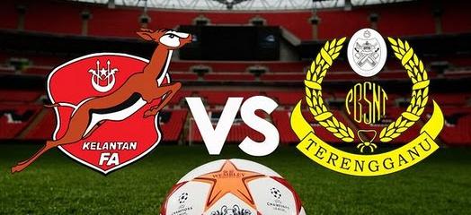 Keputusan Terengganu vs Kelantan 21 Jun 2013 - Liga Super