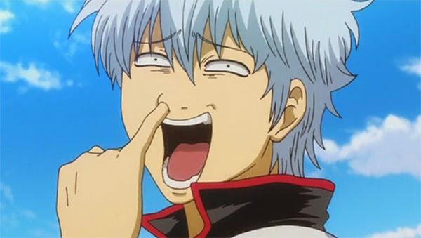 Gintama - anime terbaik