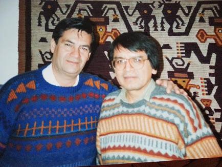 Alemania: José Ramos y Melacio Castro Mendoza