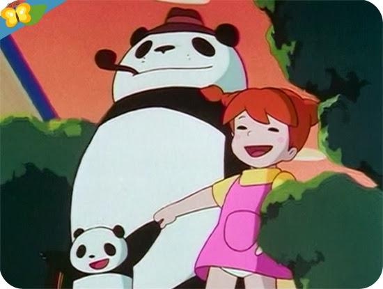 """Panda petit panda"" de Isao Takahata et Hayao Miyazaki"