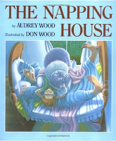 The Napping House | Favorite Kids Books for 2-6 year olds | MoneywiseMoms