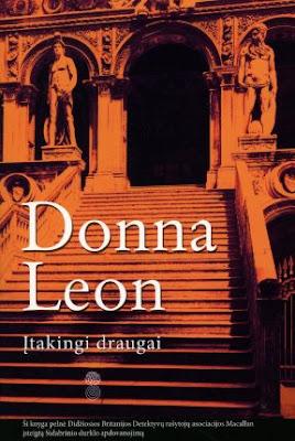 Donna Leon - Įtakingi draugai