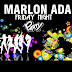 DJ Marlon Adami - Friday Night Radio Show [audio only]