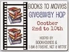 Books to Movies Giveaway HOP, Oct 2-10