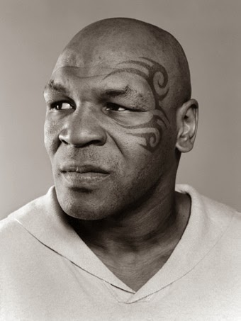 """♥  ♫ ♥ ♥•▬▬▬▬▬▬▬ ღೋƸ̵̡Ӝ̵̨̄Ʒღೋ▬▬▬▬▬▬▬♥• ♥  ♫ ♥    """"Everybody has a plan until they get punched in the face."""" Mike Tyson"""