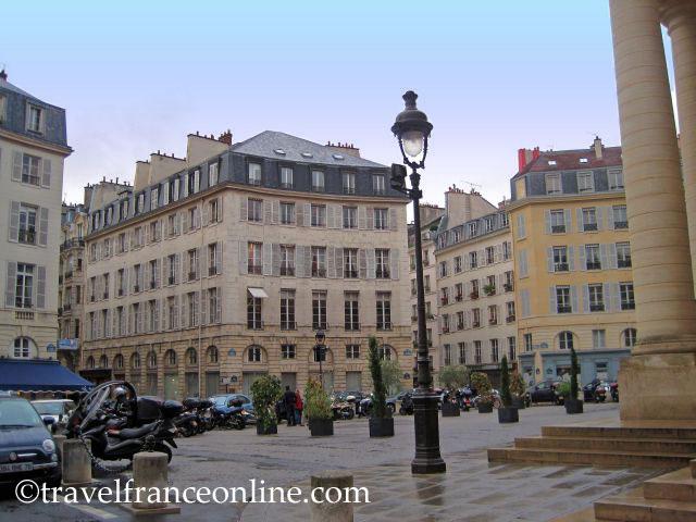 Restaurants Near Odeon Paris